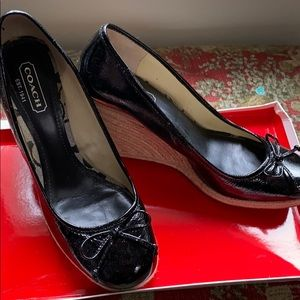Slightly is coach heels